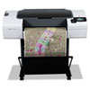 "HP DesignJet T790ps ePrinter - 24"" large-format printer - color - ink-jet - Roll ARCH D (60.96 cm x 91 m) - 2400 dpi x 1200 dpi - up to 1.2 ppm (mono) / up to 1.2 ppm (color) - USB, 10/100Base-TX"
