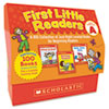 First Little Readers Level A, Pre K-2