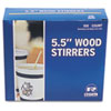 Royal Paper Wood Stir Sticks