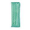 HYGEN Microfiber Dust Mop, Green, 6/Carton