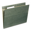 Universal® Reinforced Recycled Hanging File Folders
