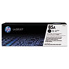 CE285A (HP 85A) Toner Cartridge, 1,600 Page-Yield, Black