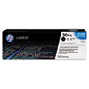 CC530A (HP 304A) Toner Cartridge, 3500 Page-Yield, Black