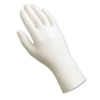 Dura-Touch 5 mil PVC Disposable Gloves, Large, Clear, 100/Box