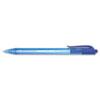 Paper Mate® InkJoy 100RT Retractable Ballpoint Pen,1.0 mm, Blue Ink, Dozen PAP1803473