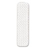 Dry Room Pad, Microfiber, 18 Long, White