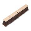 """Floor Brush Head, 3 1/4"""" Natural Palmyra Fiber, 24"""""""