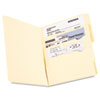Divide It Up File Folder, Multi Section, 1/2 Cut Tab, Letter, Manila, 24 Pack