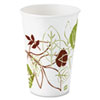 Pathways Polycoated Paper Cold Cups, 12oz, 1200/Carton 12FPWS