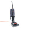 Guardsman Bagless Upright Vacuum, 12 Cleaning Path