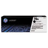 CE278A (HP 78A) Toner Cartridge, 2,100 Page-Yield, Black