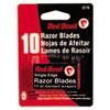 Single Edge Scraper Razor Blades, 2 Packs Of 5 Blades
