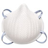 2200n95 Series Particulate Respirator, Half-Face Mask, Medium/large, 20/box