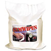 Gym Wipes Professional, 6 x 8, Unscented, 700/Pack, 4 Packs/Carton