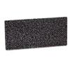 Doodlebug Hi-Productivity Stripping Pad, 4 5/8 X 10, Black, 40/carton