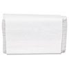 Folded Paper Towels, Multifold, 9 X 9 9/20, White, 250 Towels/pack, 16 Packs/ct
