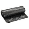 L-Grade Can Liners, 24 x 32, 12-16gal, .35mil, Black, 50 Bags/Roll, 10 Rolls/CT