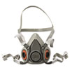 Half Facepiece Respirator 6000 Series, Reusable, Medium