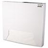 Grease-resistant Paper Wrap/liner, 15 X 16, White, 1000/box, 3 Boxes/carton