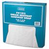 Grease-resistant Paper Wrap/liner, 12 X 12, White, 1000/box, 5 Boxes/carton