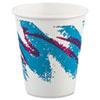 Jazz Paper Hot Cups, 6oz, Polycoated, 50/Bag, 20 Bags/Carton 376JZJ