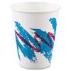Jazz Paper Hot Cups, 8oz, Polycoated, 50/Bag, 20 Bags/Carton 378JZJ