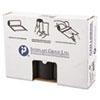 Low-Density Can Liner, 33 X 39, 33gal, 1.4mil, Black, 25/roll, 5 Rolls/carton