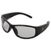 Elite Safety Eyewear, Black Frame, Clear Anti-Fog Lens
