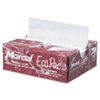 Eco-pac Interfolded Dry Wax Paper, 6 X 10 3/4, White, 500/pack, 12 Packs/carton
