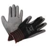 Hyflex Lite Gloves, Black/gray, Size 7, 12 Pairs