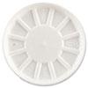 Vented Foam Lids, Fits 6-32oz Cups, White, 500/Carton 20RL