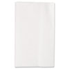 Singlefold Interfolded Bathroom Tissue, White, 400 Sheet/box, 60/carton