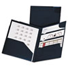 Oxford® Divide It Up® Four-Pocket Poly Folder
