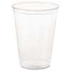 Ultra Clear PETE Cold Cups, Individually Wrapped, 10oz, 500/Carton TP10DW