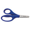 Children's Safety Scissors, Blunt, 5 in. Length, 1-3/4 in. Cut