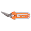 "Package Opener, 8"" Length, 2 1/2"" Cut, Orange"