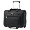 CASE,LAPTOP,WHEELED,BK