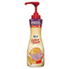 Liquid Coffee Creamer, Sweetened Original, 21oz Pump Bottle
