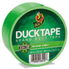 """Colored Duct Tape, 9 Mil, 1.88"""" X 15 Yds, 3"""" Core, Neon Green"""