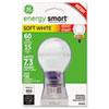 Compact Fluorescent Bulb, A19, Soft White