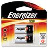 Lithium Photo Battery, 123, 3v, 2/pack