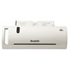 Thermal Laminator Value Pack, 9 W, With 20 Letter Size Pouches