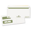 Bagasse Sugarcane Envelope, Window, #10, White, Sec