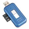 Cameramate Pocket Reader, Ms/ms Pro Duo , Blue