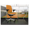 deflect-o® EconoMat® Chair Mat for Low Pile Carpeting