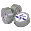 General Purpose Duct Tape, 2 X 60yd, Silver