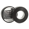 Highland Vinyl Commercial Grade Electrical Tape, 3/4 X 66ft, 1 Core
