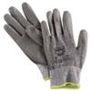 Hyflex 627 Light-duty Gloves, Size 8, Dyneema/lycra/polyurethane, Gy, 12 Pairs
