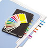 Removable Page Flags, Four Assorted Colors, 900/color, 3600/pack