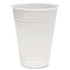 Boardwalk Translucent Plastic Hot-Cold Cups TRANSCUP10PK